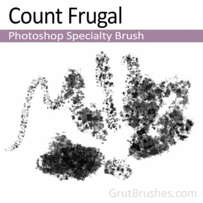 Count Frugal - Photoshop Specialty brush