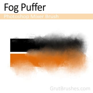 Fog Puffer - Photoshop Mixer Brush