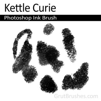 Kettle Curie - Photoshop Ink Brush