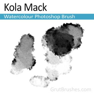 Kola Mack - Photoshop Watercolor Brush