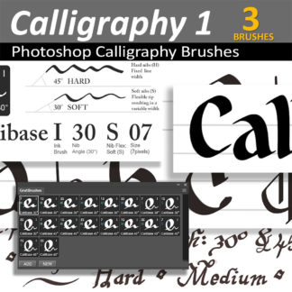 Calligraphy Brushes 01