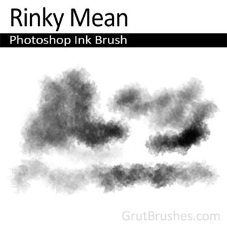 Rinky Mean - Photoshop Ink Brush