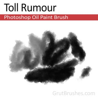Toll Rumour - Photoshop Oil Brush